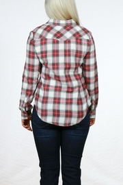 Liverpool Jean Company Western Yoke Shirt - Side cropped