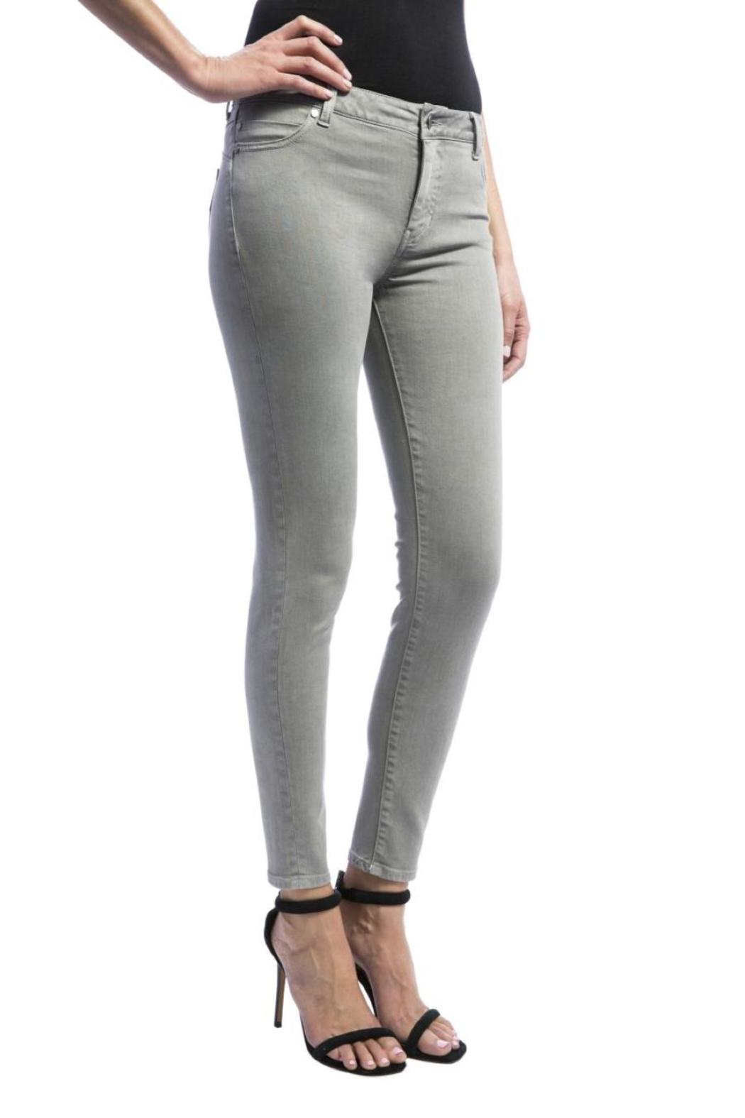 Liverpool Jeans Company Ankle Skinny Jeans - Front Full Image