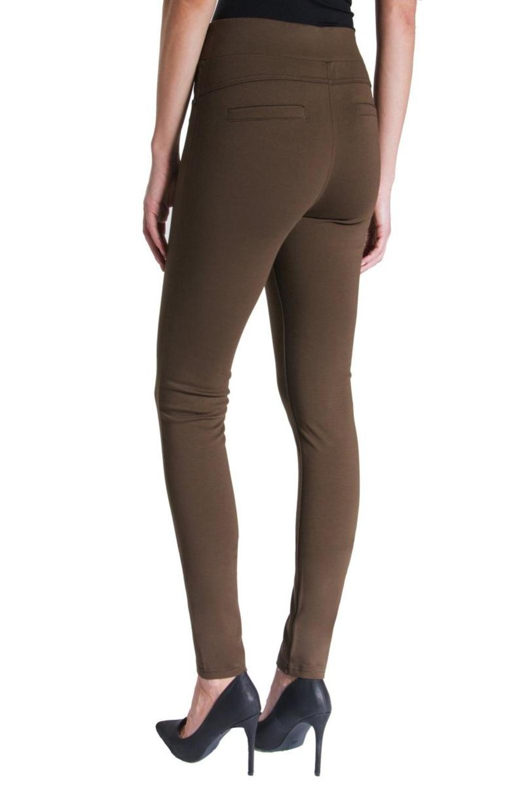 Liverpool Jeans Company Ponte Legging - Front Full Image
