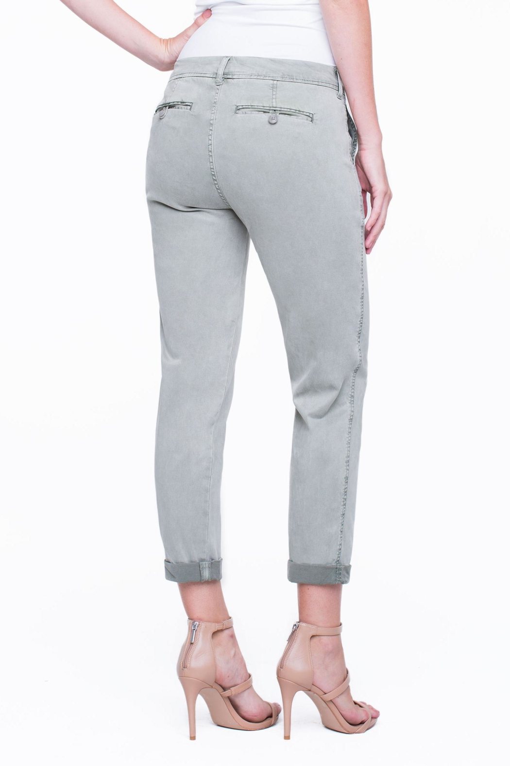 Liverpool Jeans Company Buddy Trouser - Side Cropped Image