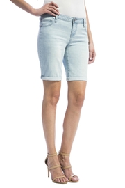 Liverpool Jeans Company Bermuda Denim Shorts - Front cropped