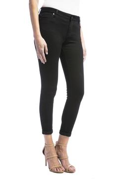 Liverpool Jeans Company Cropped Black Skinny - Product List Image