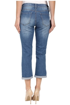 Liverpool Jeans Company Distressed Boyfriend Jeans - Alternate List Image