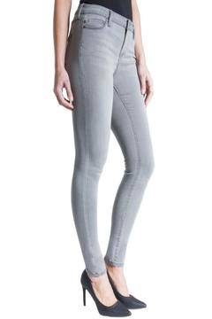 Liverpool Jeans Company Grey Washed Skinny - Alternate List Image