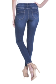 Liverpool Jeans Company Hugger Ankle Skinny - Front full body