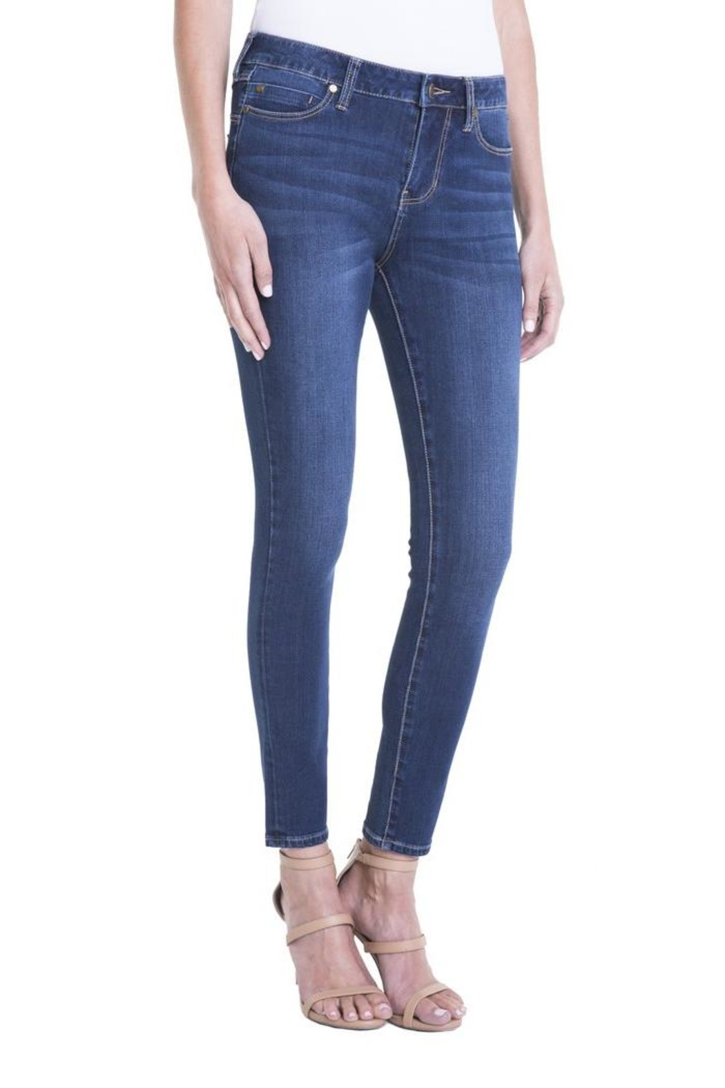 Liverpool Jeans Company Hugger Ankle Skinny - Main Image