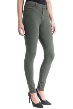 Liverpool Jeans Company Olive Twill Skinny - Product List Image