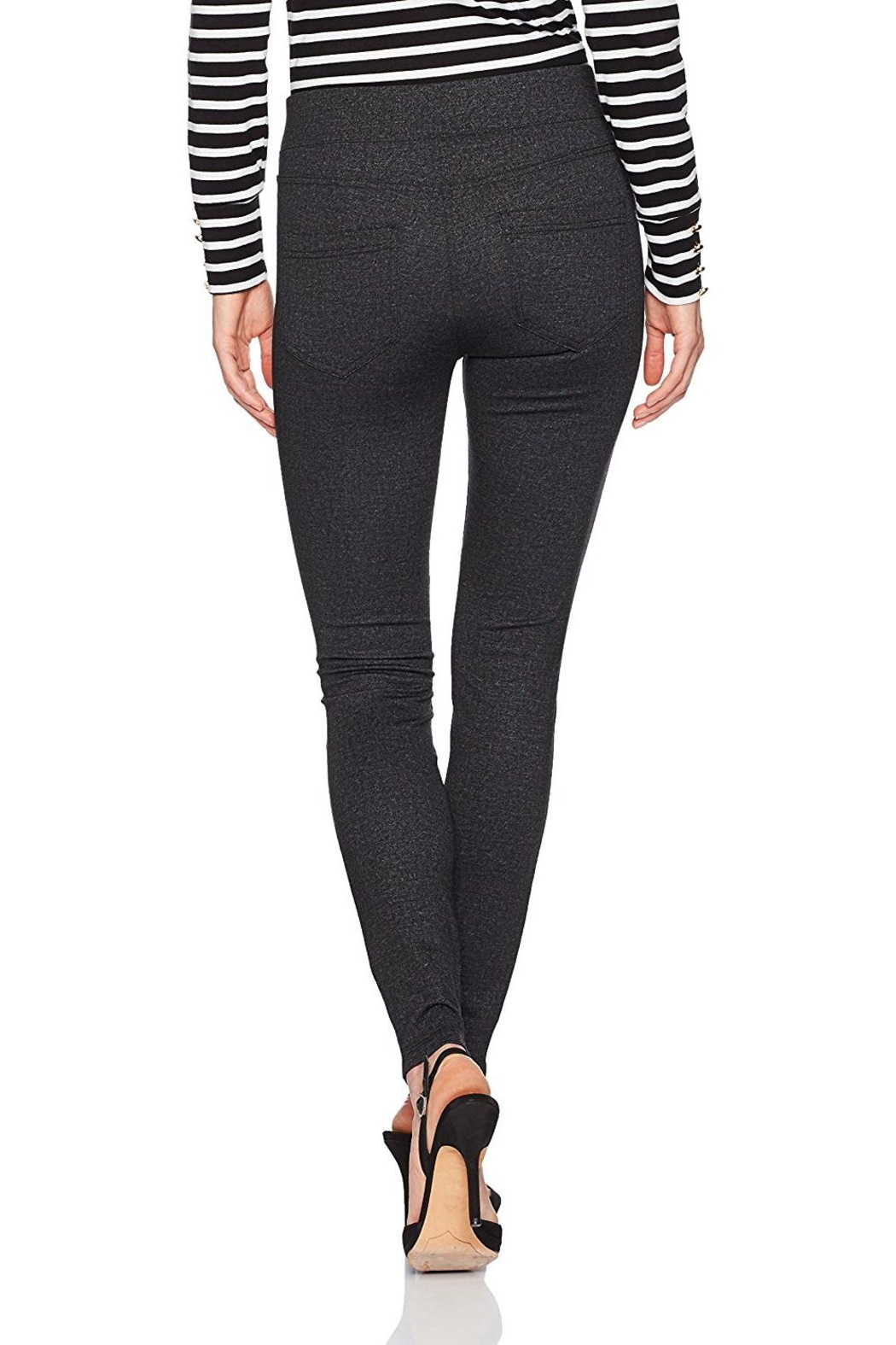 Liverpool Jeans Company Ponte Knit Leggings - Front Full Image