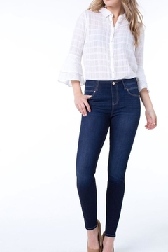 Liverpool Jeans Company Pull-On Denim Jeans - Product List Image