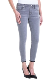 Liverpool Jeans Company Released Hem Jeans - Front full body
