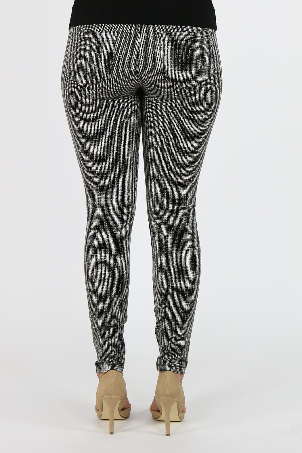 Liverpool Jeans Company Sienna Leggings Whisper-White - Side Cropped Image