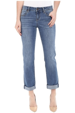 Shoptiques Product: Slim Boyfriend Jeans