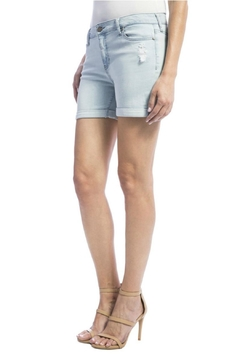 Liverpool Jeans Company Vicki Denim Shorts - Product List Image