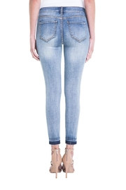 Liverpool Jeans Company Vintage Skinny Ankle - Back cropped