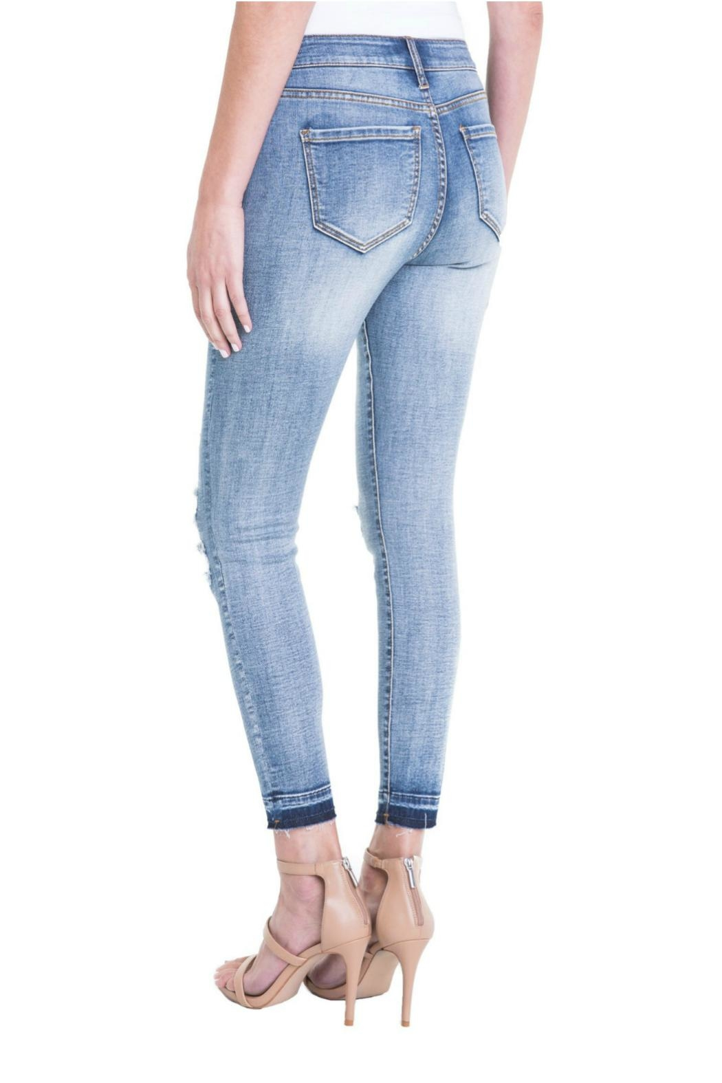Liverpool Jeans Company Vintage Skinny Ankle - Main Image