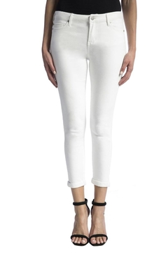 Shoptiques Product: White Crop Jeans