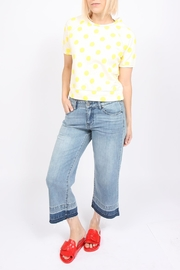 Liverpool Jeans Company Wide-Leg Cropped Jean - Product Mini Image