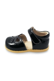 Livie & Luca Bow Black Shoes - Product Mini Image