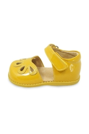 Livie & Luca Yellow Petel Shoes - Product Mini Image
