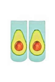 Living Royal Avocado Socks - Product Mini Image