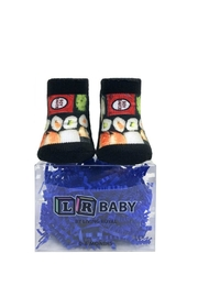 Living Royal Baby Sushi Socks - Side cropped