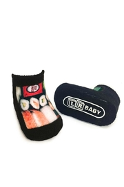 Living Royal Baby Sushi Socks - Front cropped