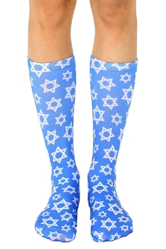 Shoptiques Product: Hanukkah Socks
