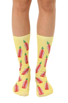 Shoptiques Product: Hot Sauce Socks