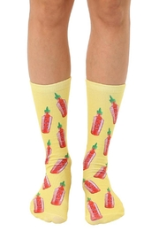 Living Royal Hot Sauce Socks - Product Mini Image