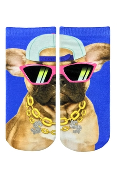 Living Royal Pup Life Socks - Alternate List Image
