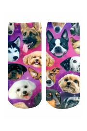 Living Royal Puppies Themed Socks - Product Mini Image
