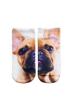 Shoptiques Product: Puppy Anklet Socks