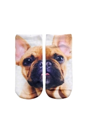 Living Royal Puppy Anklet Socks - Product Mini Image