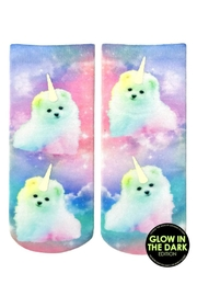 Living Royal Puppy Glow Socks - Product Mini Image