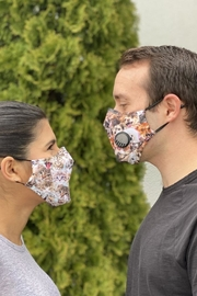 Living Royal Royal Face Masks - Front full body