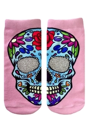 Living Royal Sugarskull Socks - Product Mini Image