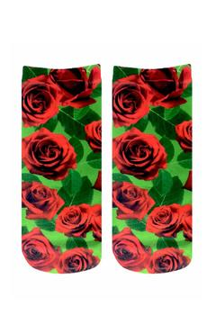Shoptiques Product: Themed Ankle Socks