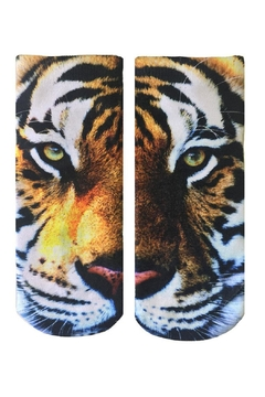 Shoptiques Product: Tiger Anklet Socks