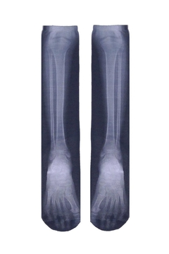 Shoptiques Product: X-Ray Knee Highs