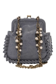 Liz Soto Emma Navy Handbag - Product Mini Image