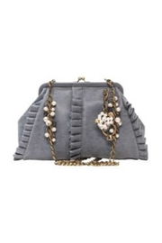 Liz Soto Mia Navy Handbag - Product Mini Image