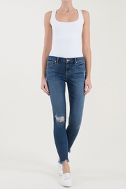 Level 99 Liza Mid-Rise Skinny - Front cropped