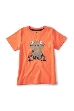 Tea Collection Lizard Desert Tee - Alternate List Image