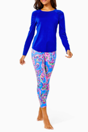 Lilly Pulitzer  Lizbeth Tee UPF 50+ - Side cropped