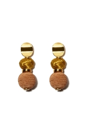 Lizzie Fortunato Comporta Cool Earrings - Front cropped