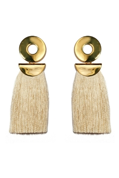 Lizzie Fortunato Go-Go Crater Earrings - Product List Image