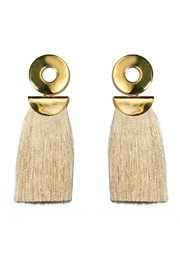 Lizzie Fortunato Go-Go Crater Earrings - Product Mini Image