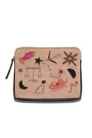 Lizzie Fortunato Horoscope Clutch - Front cropped
