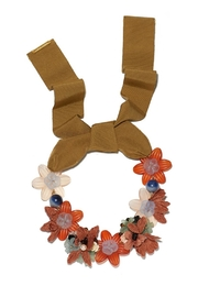Lizzie Fortunato Mariposa Necklace - Front cropped