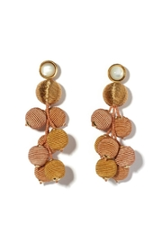 Lizzie Fortunato Meteor Earrings - Product Mini Image